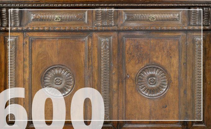 Compro antichità epoca 600