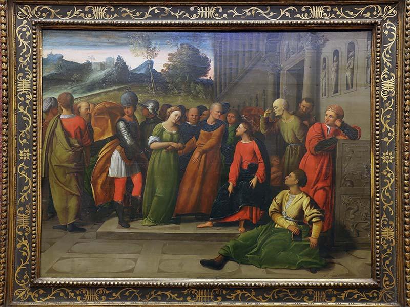 Compro quadri epoca 600 Milano